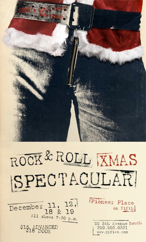 rock and roll christmas songs you tube
